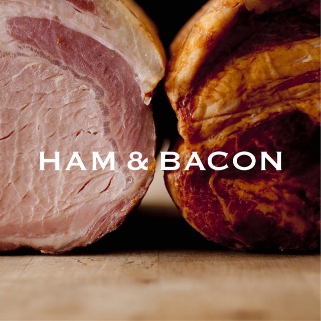 HAM $amp; BACON